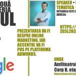 Conferinţa Google - Atelierul Digital