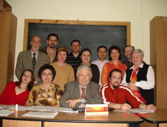 Profesori, colectiv Psihologie