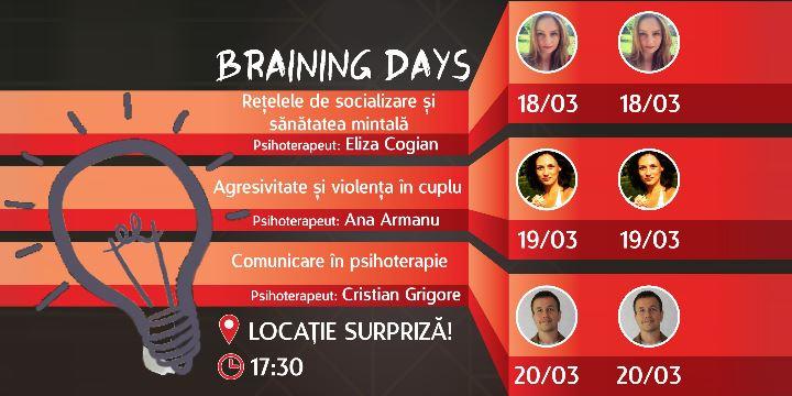 Braining Days