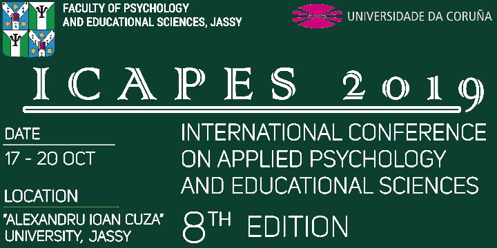 8th International Conference on Applied Psychology and Educational Sciences