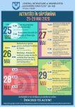 Activităţi Centru de Învăţare al UAIC pentru săptămâna 25-29 mai 2020