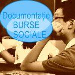 Program depunere dosare burse sociale