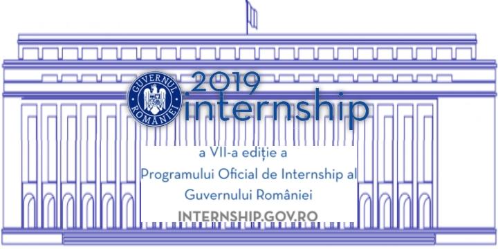 Internship organizat de Guvernul României