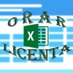Orar Licenţă, sem. 1, an universitar 2019-2020