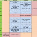 Programul Conferinţei Studenţeşti de Psihologie şi Ştiinţe ale Educaţie