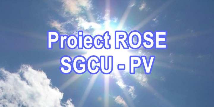 Proiect ROSE, Program de vară de tip punte (SGCU – PV)